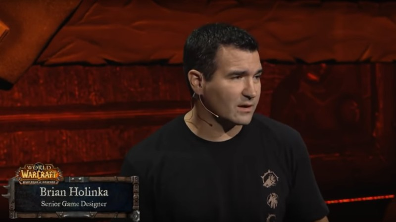 Brian Holinka Warlords of Draenor PvP Interview