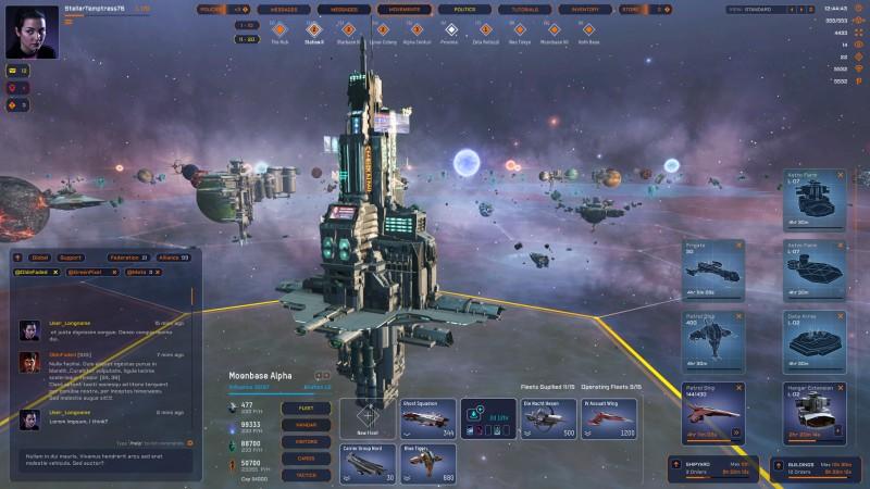 Starborne: Sovereign Space Tradepost