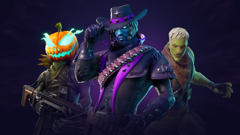 Fortnite Fortnitemares