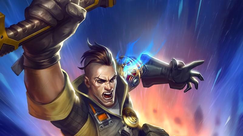 Breach Auros Gladiator Hero Class Feature