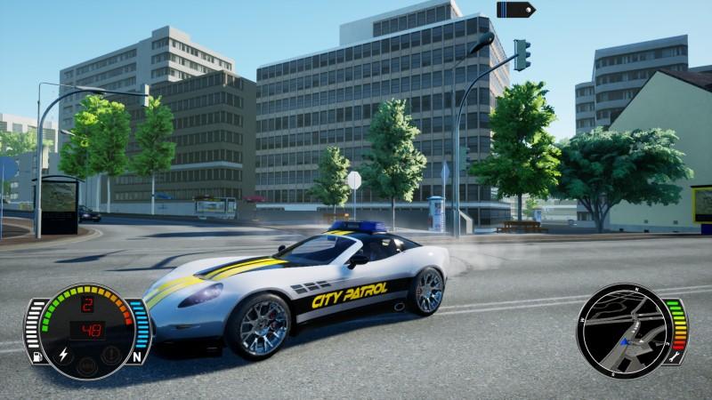City Patrol: Police | Toplitz Productions