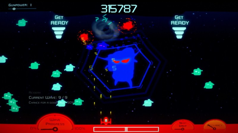 Space Toads Mayhem Featured