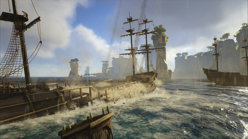 ATLAS screenshot | Grapeshot Games