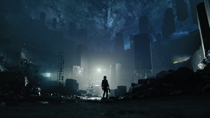 Control Trailer Screens | Remedy Entertainment
