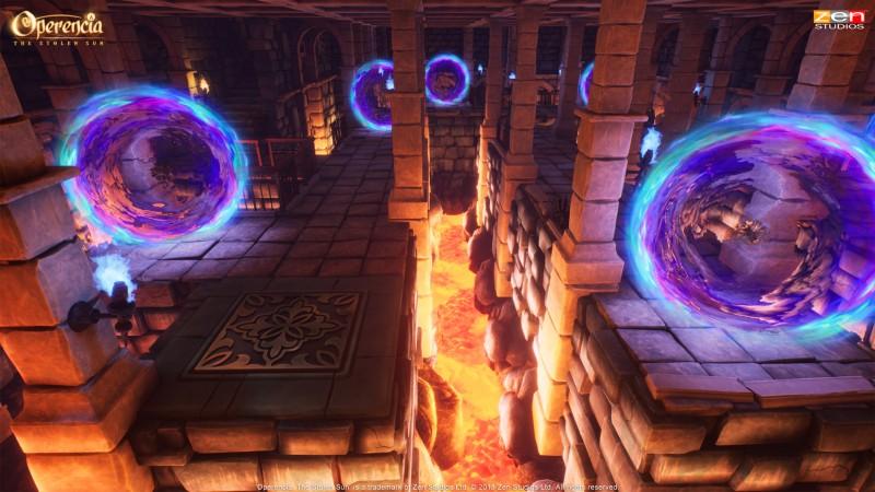 Operencia: The Stolen Sun Fairy Castle | Zen Studios