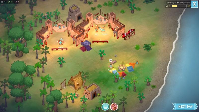 Godhood screenshot | Abbey Games