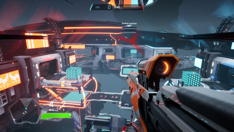 Splitgate: Arena Warfare Alpha Screens | 1047 Games