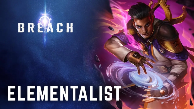 Breach Elementalist | QC Games