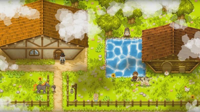 Heroes Ravage Village | Pixel Dinos