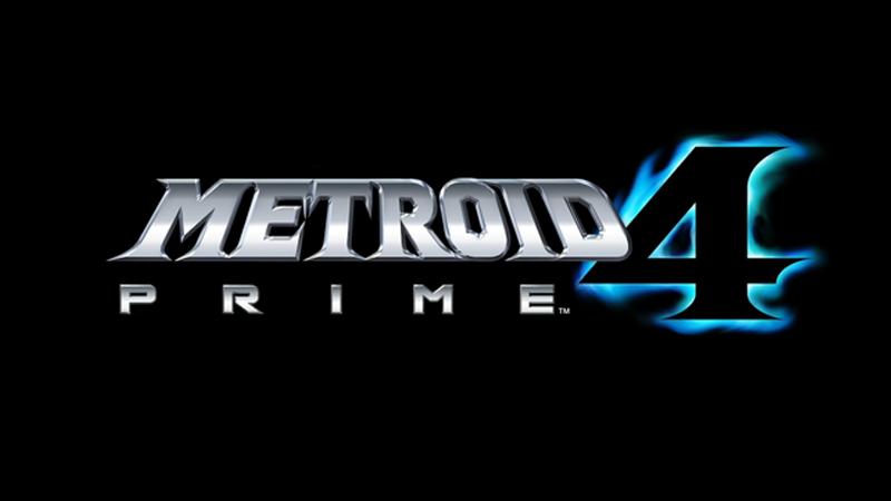 Metroid Prime 4 Logo | Nintendo