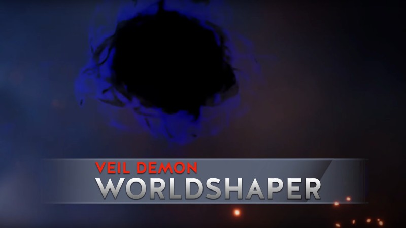 Breach Veil Demon class Worldshaper | QC Games