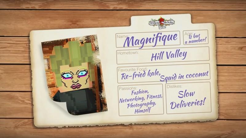 Willowbrooke Post Magnifique Character | Excalibur Games