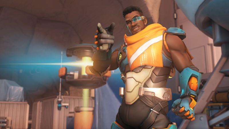 Baptiste | Blizzard Entertainment