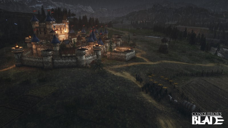 Conqueror's Blade Beta Screens   Booming Games