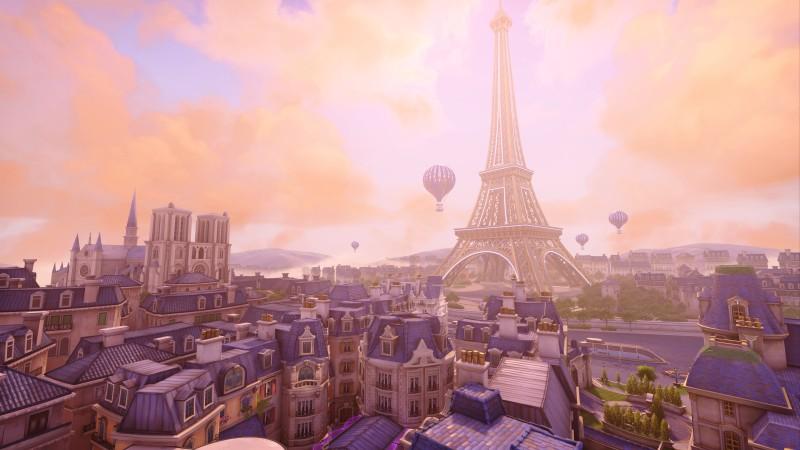 Overwatch Paris | Blizzard Entertainment