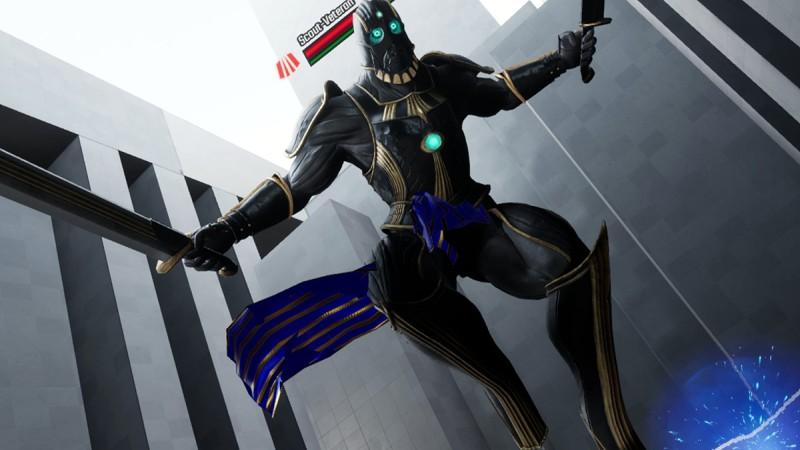 Swords of Gargantua | Yomuneco Inc.