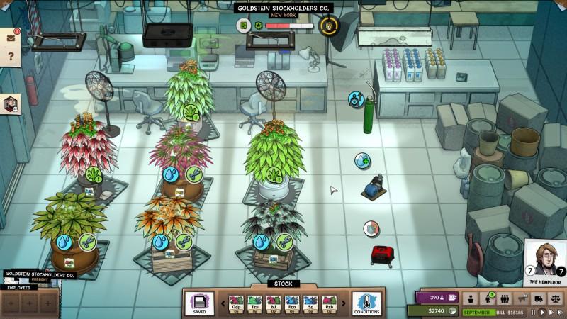 Weedcraft Inc | Vile Monarch
