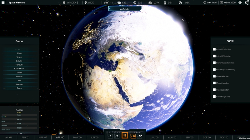 Space Company Simulator | INTERMARUM