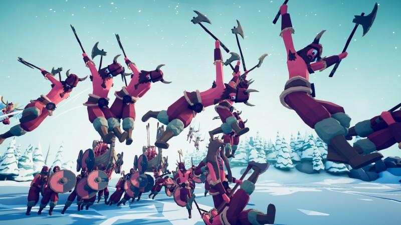 Totally Accurate Battle Simulator - screens | Landfall Games
