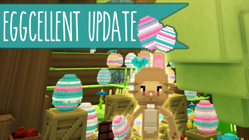 Staxel - Eggcellent Update | Plukit