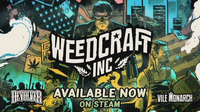 Weedcraft Inc - Vile Monarch