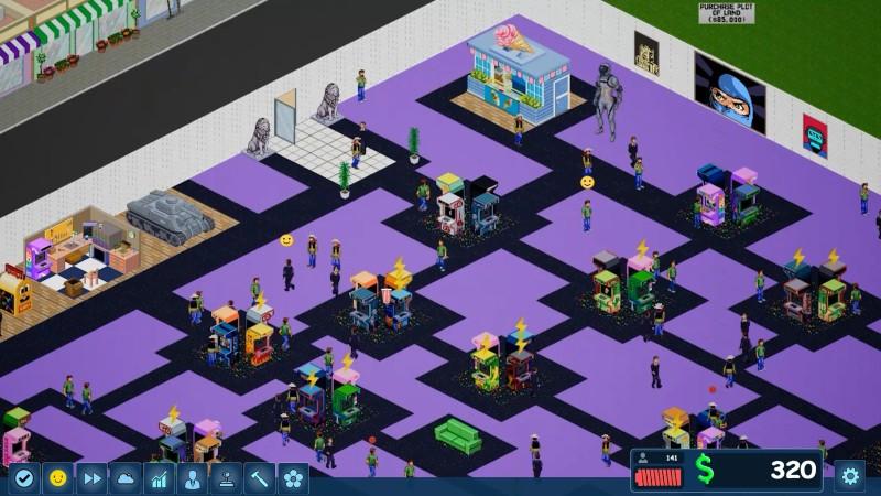 Arcade Tycoon | Vincent King Studios