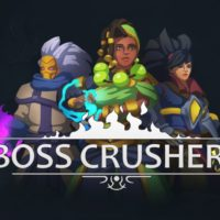 Boss Crushers | Space Horse