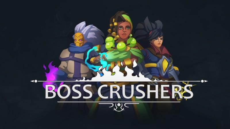 Boss Crushers | Space Horse