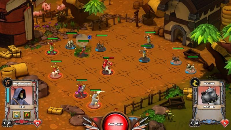 Goblin Squad - Total Division | Event Horizon Studios
