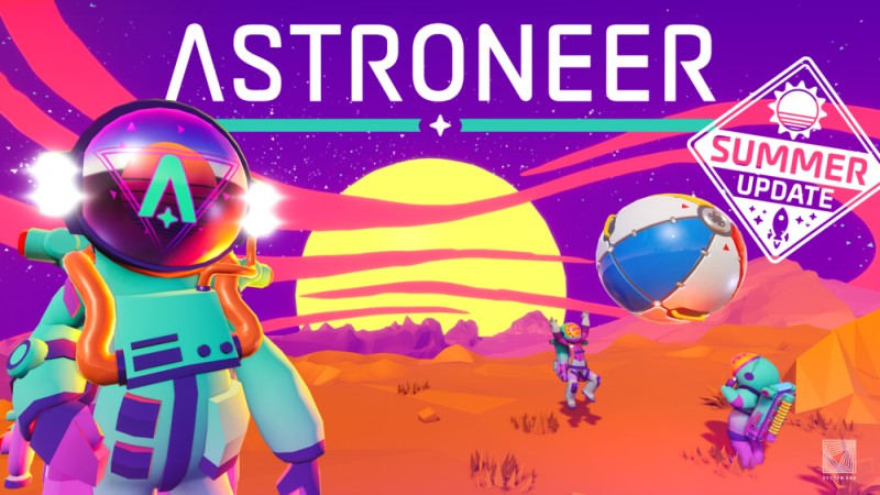 Astroneer Summer 2019 Update | System Era Softworks