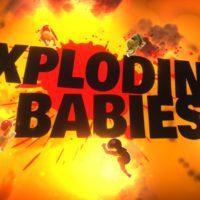 Exploding Babies logo | Nutfarm Games