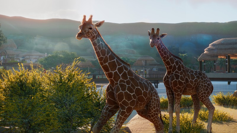 Planet Zoo | Frontier Developments