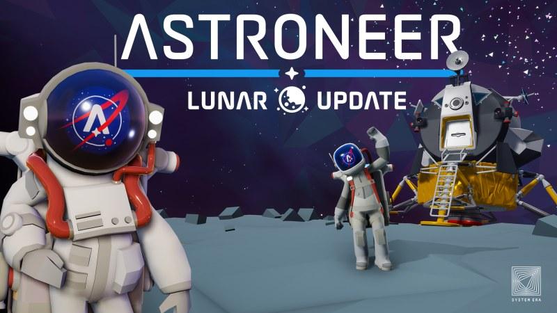 Astroneer - Lunar Update | System Era Softworks