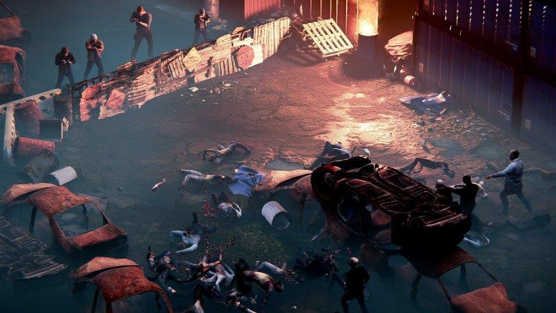 Frontline Zed | Volcanic Games