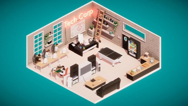 Tech Corp. | Mardonpol Inc. and 2tainment