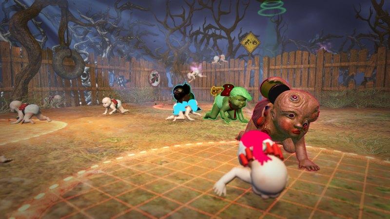 Exploding Babies | Nutfarm Games