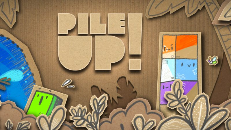 Pile Up | Seed by Seed