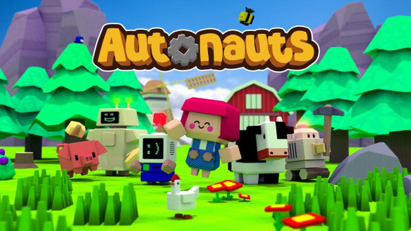 Autonauts | Curve Digital and Denki Studios