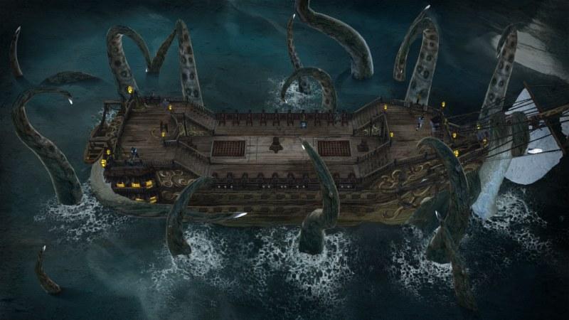 Abandon Ship | Fireblade Software