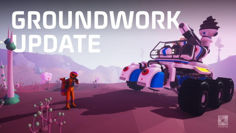 Astroneer - Groundwork Update | System Era Softworks