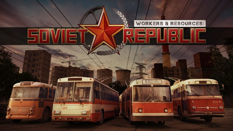 Workers & Resources: Soviet Republic - Content Update #2 | 3DIVISION