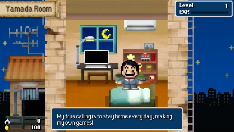 Dandy Dungeon - Legend of Brave Yamada | Onion Games