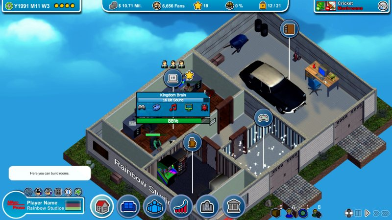 Mad Games Tycoon | Toplitz Productions