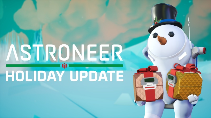 Astroneer - Holiday Update | System Era Softworks