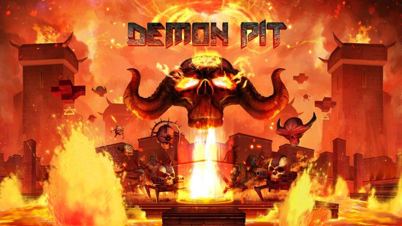 Demon Pit - Logo Art | Digerati