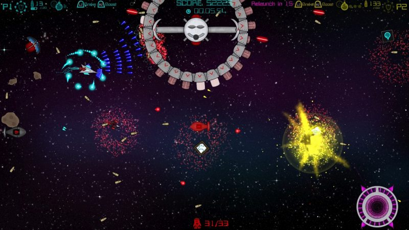 Super Mega Space Blaster Special Turbo - Bare Knuckle Development