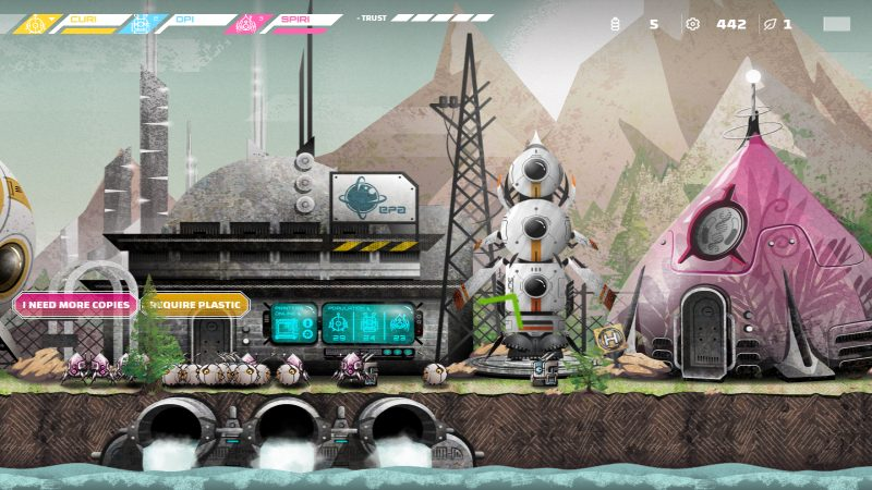 Terraforming Earth | Lost Robots