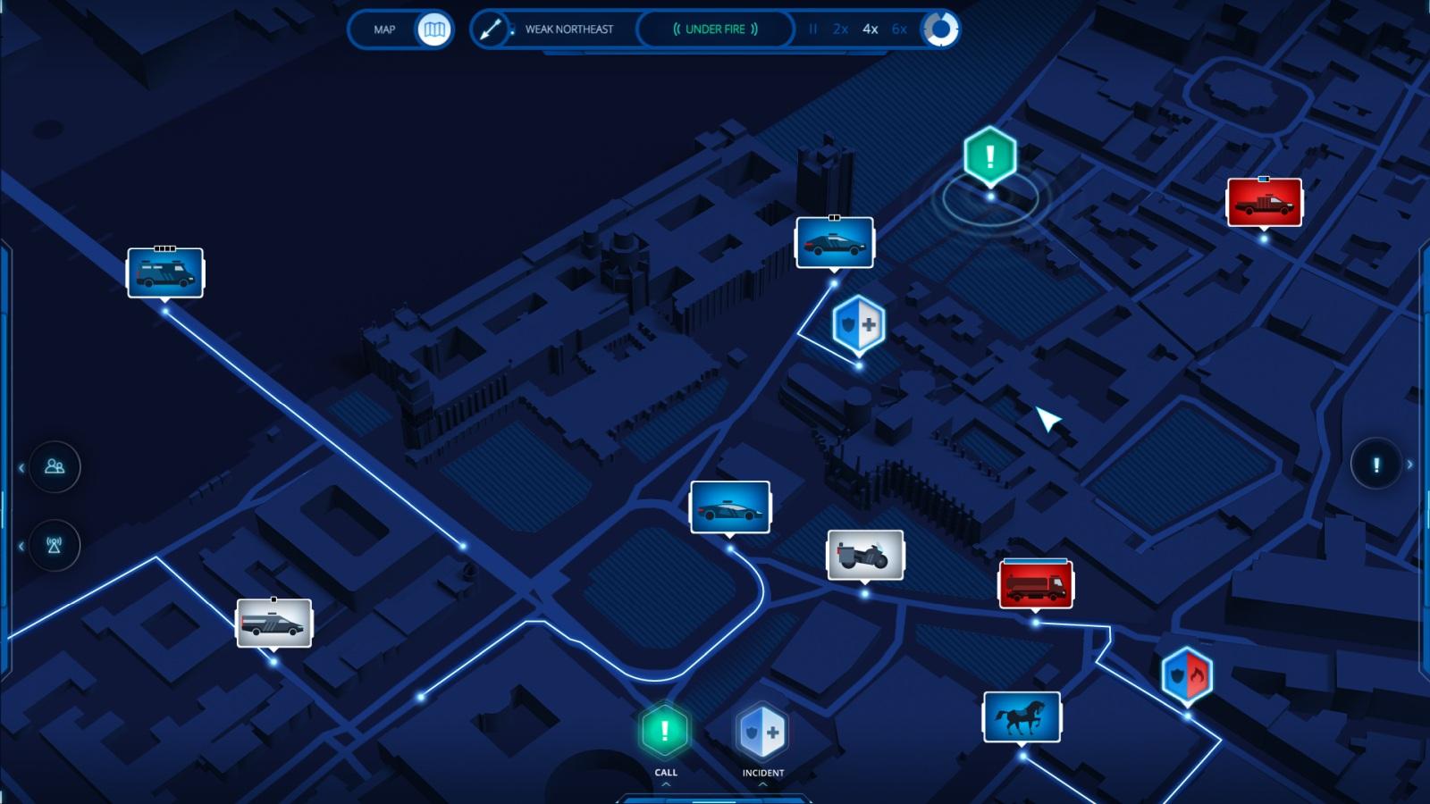 112 Operator | Jutsu Games