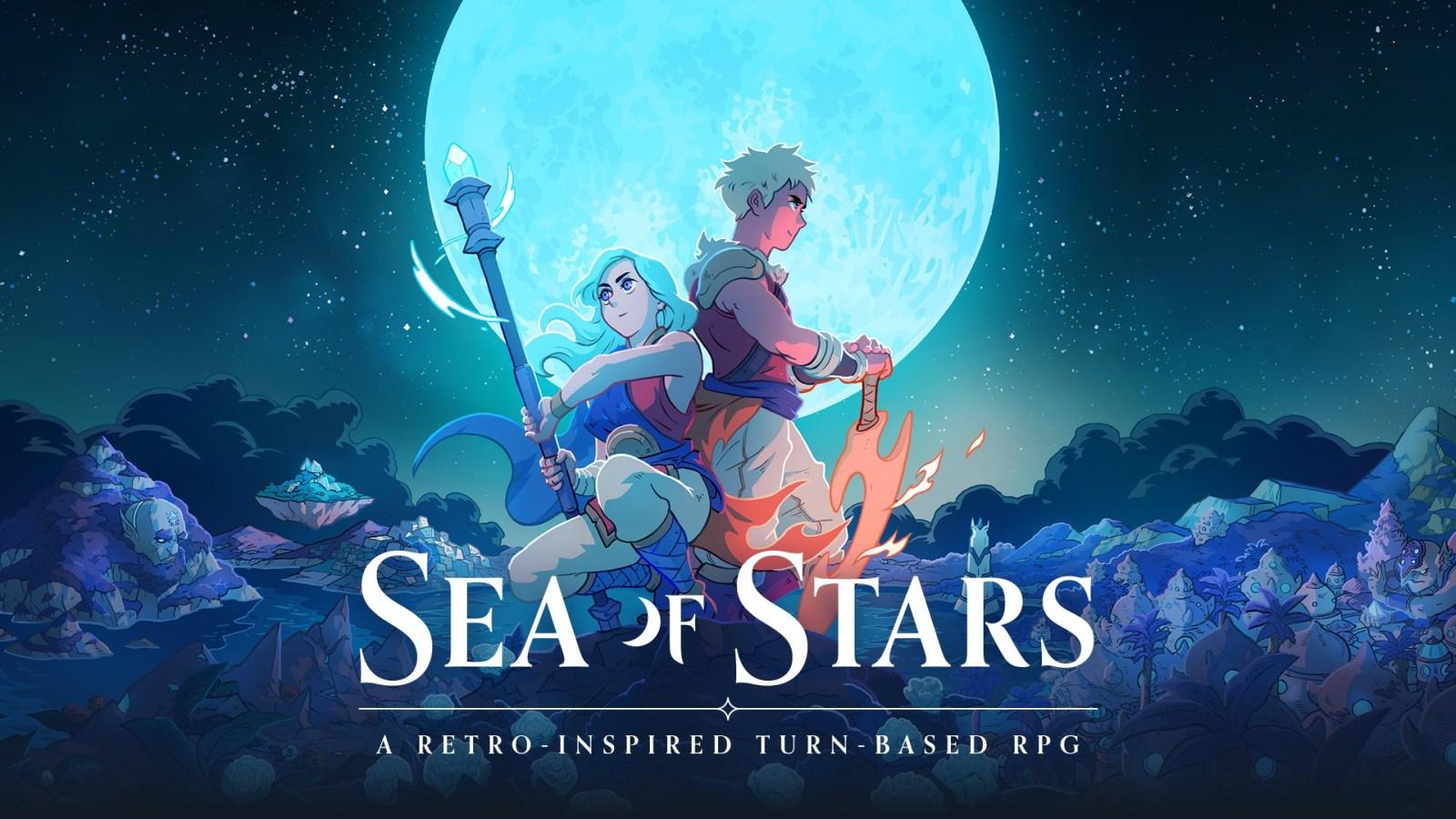 Sea of Stars - key art | Sabotage Studio