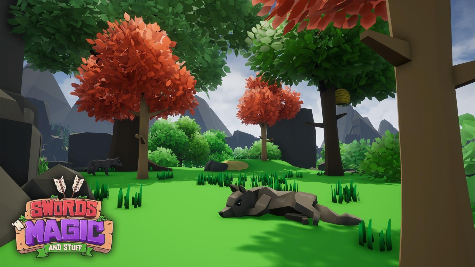 Swords 'n Magic and Stuff - Doggo | Kindred Games